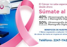 Promoción de Septiembre – Mamografías y Ultrasonografías