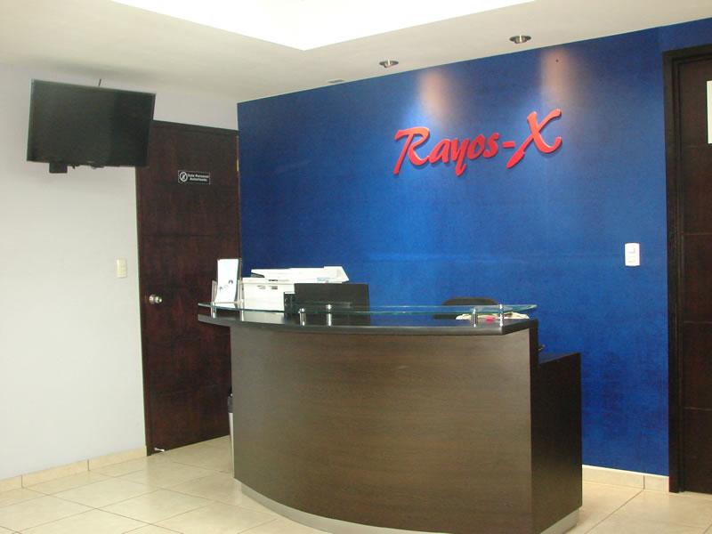 Área de Rayos-X
