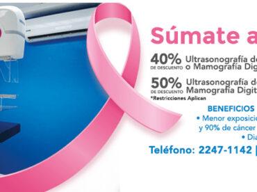 Promoción de Octubre – Mamografías y Ultrasonografías