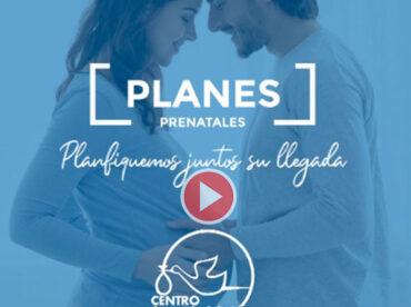 ¡Contrata tu plan prenatal desde tu casa!
