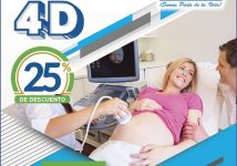 25% de descuento en Ultrasonografia 4D