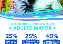 PROMOCIONES ADULTO MAYOR