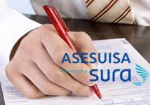 ASESUISA formulario reclamo de gastos médicos
