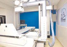 Hospital Centro Ginecológico inaugura área de rayos x