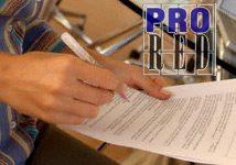 PRO RED formulario de reclamación de beneficios médicos