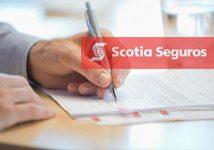 Scotia Seguros formulario de reclamos de gastos médicos